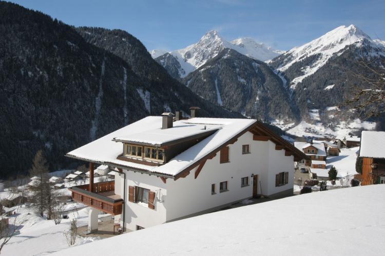 Holiday homeAustria - Vorarlberg: Bials  [26]