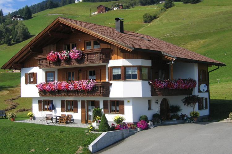 VakantiehuisOostenrijk - Vorarlberg: Eveline  [1]