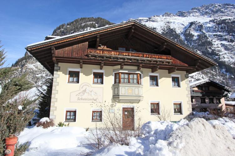 FerienhausÖsterreich - Tirol: Sölden Apartment C  [1]