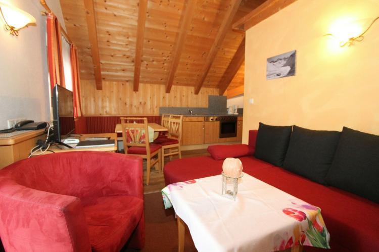 FerienhausÖsterreich - Tirol: Sölden Apartment C  [4]