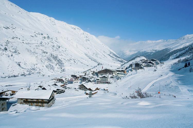 FerienhausÖsterreich - Tirol: Sölden Apartment C  [20]