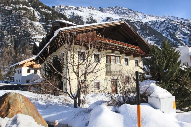 FerienhausÖsterreich - Tirol: Sölden Apartment C  [3]