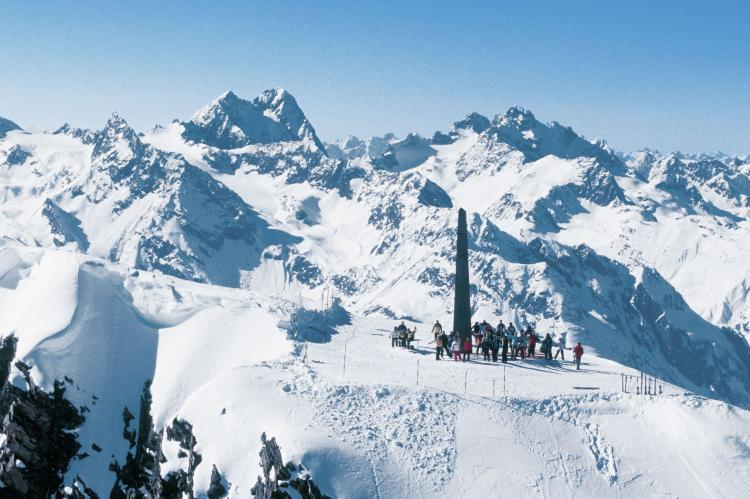Holiday homeAustria - Tirol: Sölden Apartment E  [18]