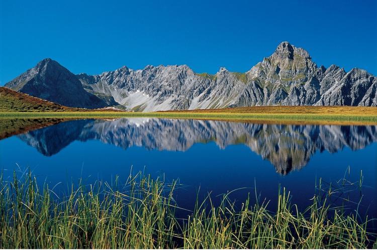 Holiday homeAustria - Vorarlberg: Luxurious Montafon Chalet 2  [28]