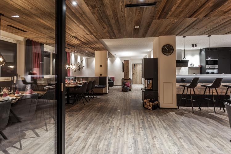 Holiday homeAustria - Vorarlberg: Luxurious Montafon Chalet 2  [10]