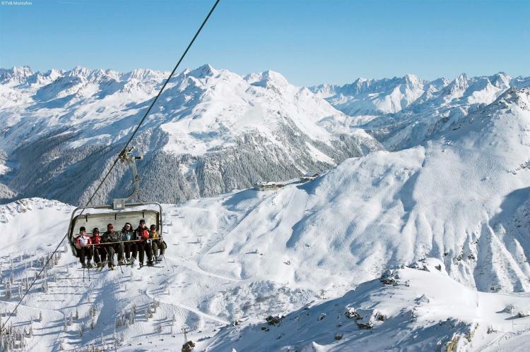 Holiday homeAustria - Vorarlberg: Luxurious Montafon Chalet 2  [20]