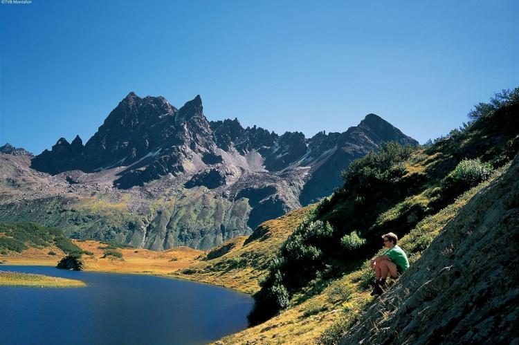 VakantiehuisOostenrijk - Vorarlberg: Luxurious Montafon Chalet Small 1  [24]