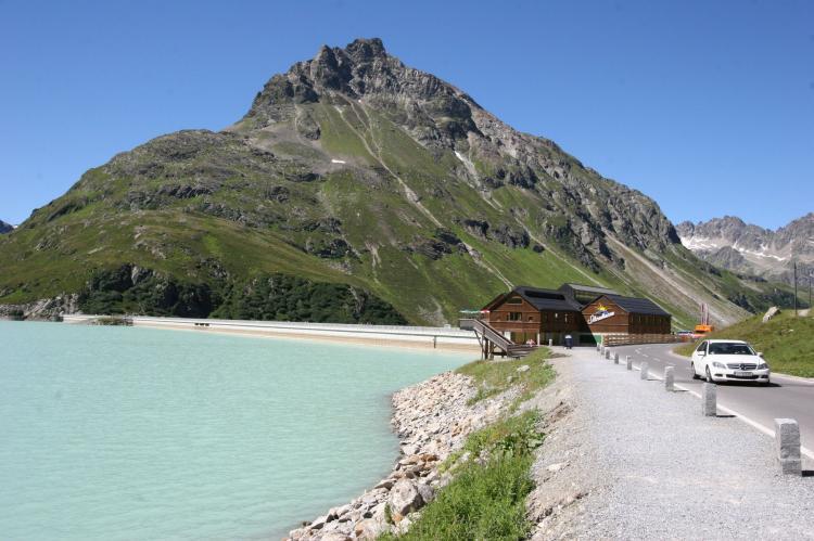 VakantiehuisOostenrijk - Vorarlberg: Luxurious Montafon Chalet Small 1  [27]
