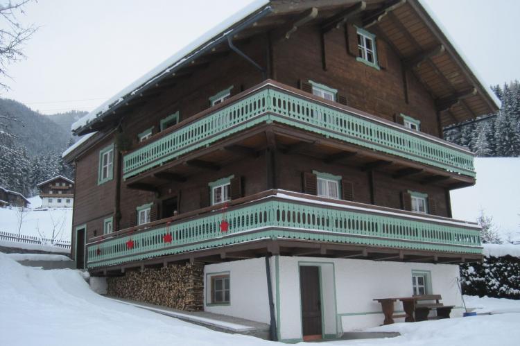 Holiday homeAustria - Salzburg: Chalet Anna Bramberg  [25]