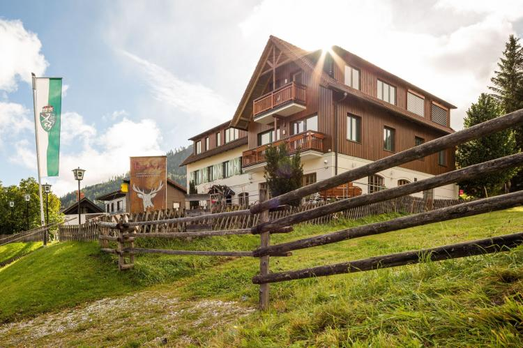 Holiday homeAustria - Styria: Apartment Passhöhe Top 5  [6]