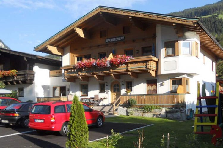 Holiday homeAustria - : Appartement 1  [2]
