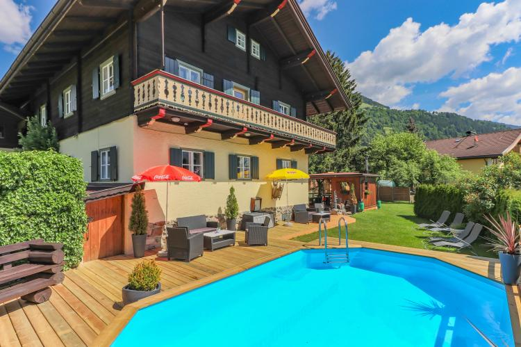 Holiday homeAustria - Salzburg: Chalet Mittersill A  [1]