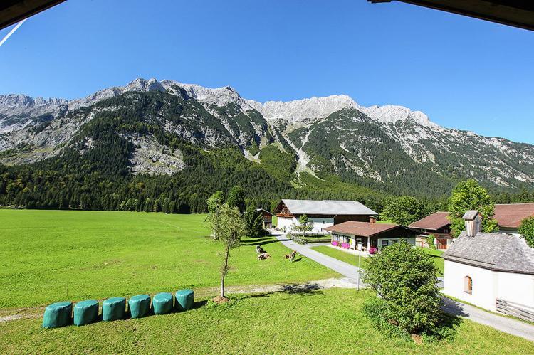 VakantiehuisOostenrijk - Tirol: Donnerrose  [5]