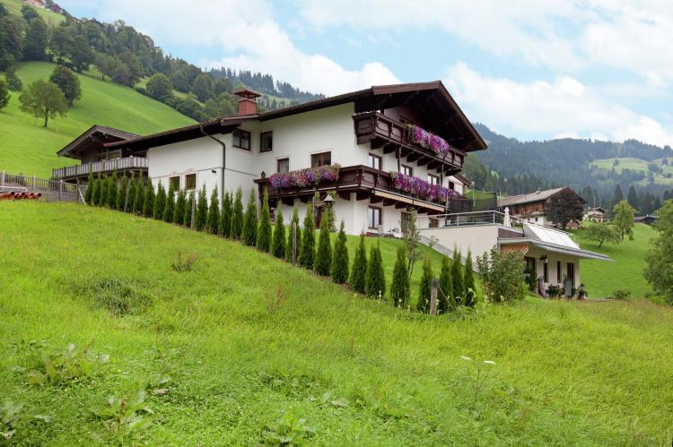 Holiday homeAustria - Tirol: Appartement Riedmann  [1]