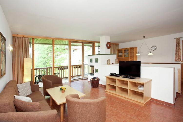 Holiday homeAustria - Salzburg: Maisonnette im Wald  [5]