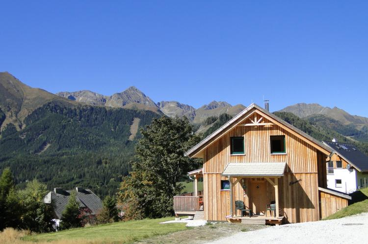 FerienhausÖsterreich - Steiermark: Chalet Eresma  [1]