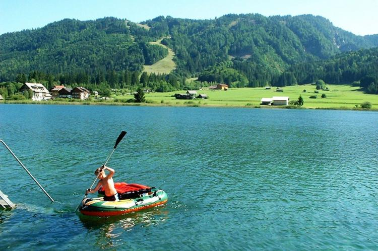 Holiday homeAustria - Carinthia: Weissensee  [22]