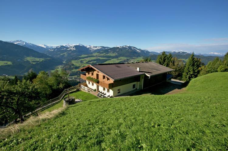 VakantiehuisOostenrijk - Tirol: Chalet Hohe Salve  [1]
