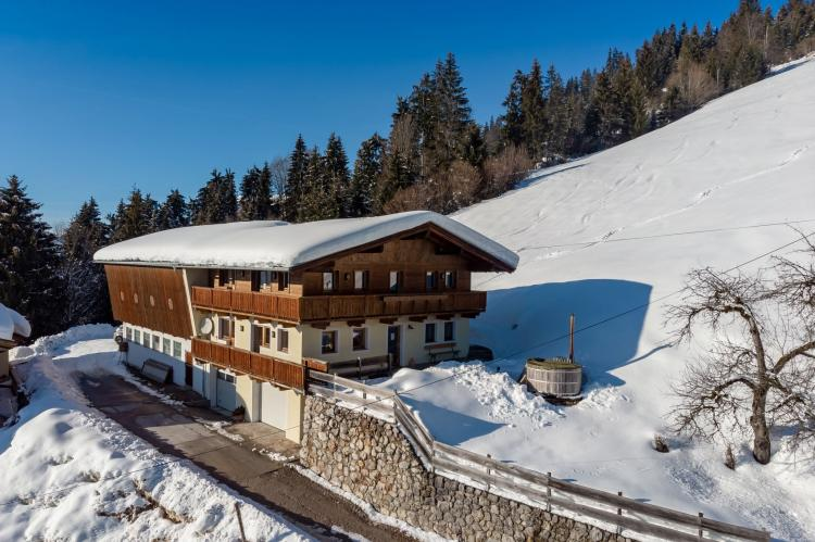 VakantiehuisOostenrijk - Tirol: Chalet Hohe Salve  [5]