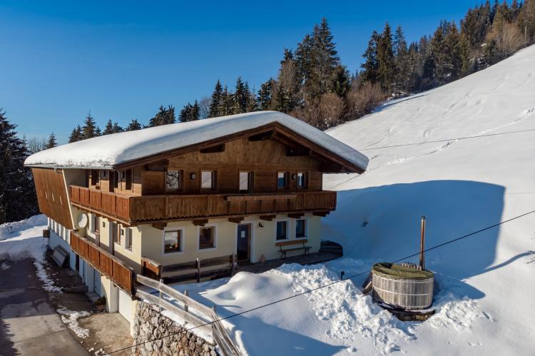 VakantiehuisOostenrijk - Tirol: Chalet Hohe Salve  [4]