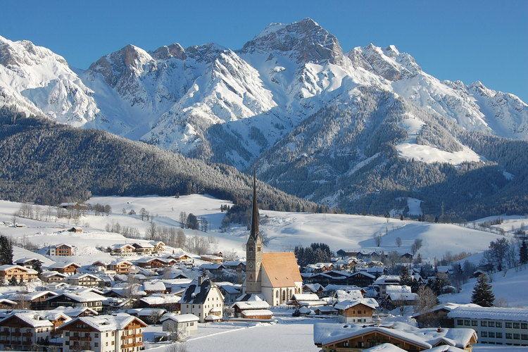 FerienhausÖsterreich - Salzburgerland: Panoramablick Maria Alm  [26]