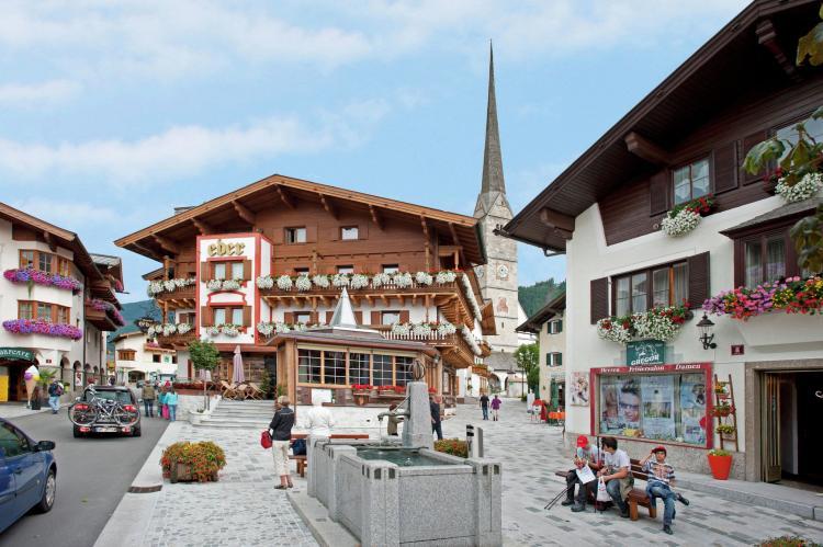 FerienhausÖsterreich - Salzburgerland: Panoramablick Maria Alm  [20]
