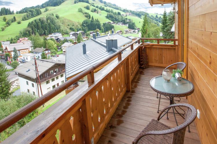 FerienhausÖsterreich - Salzburgerland: Panoramablick Maria Alm  [17]