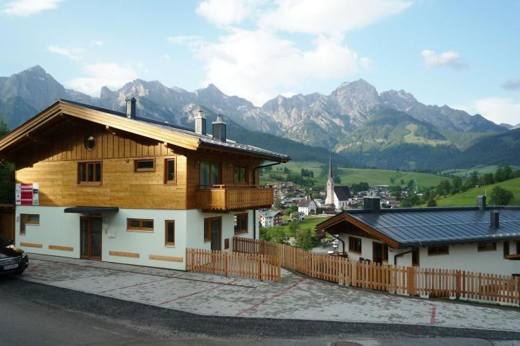 FerienhausÖsterreich - Salzburgerland: Panoramablick Maria Alm  [1]