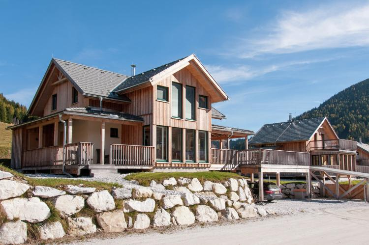 Holiday homeAustria - : The LarchHouse  [4]