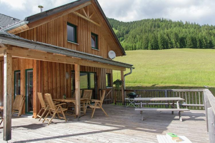 Holiday homeAustria - : The LarchHouse  [2]