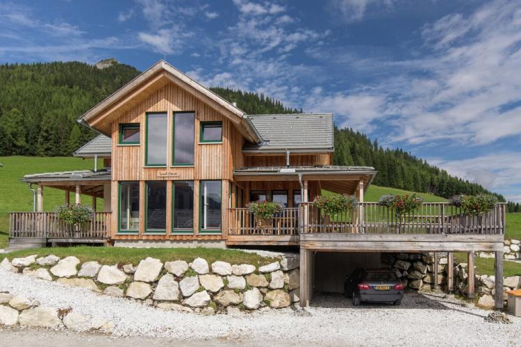 Holiday homeAustria - : The LarchHouse  [1]