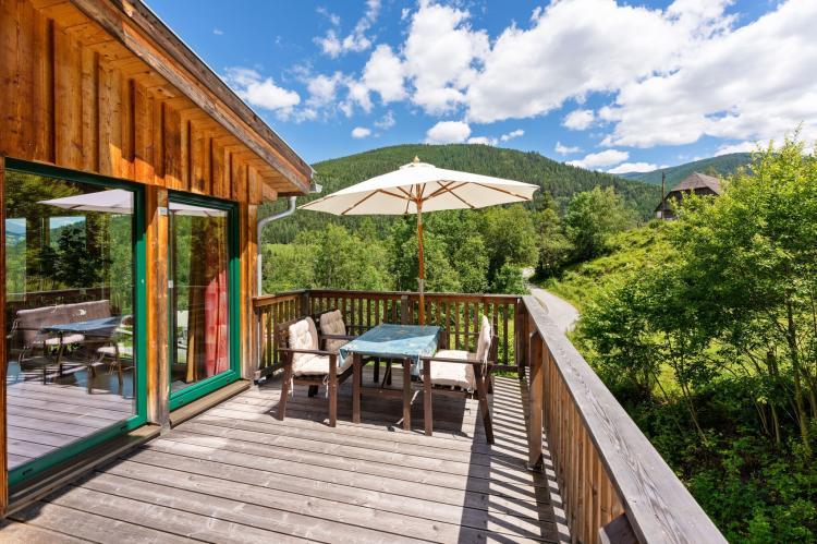 VakantiehuisOostenrijk - Steiermark: Chalet de Bosrand  [5]