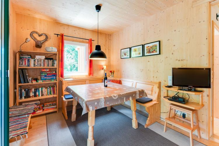 VakantiehuisOostenrijk - Steiermark: Chalet de Bosrand  [4]