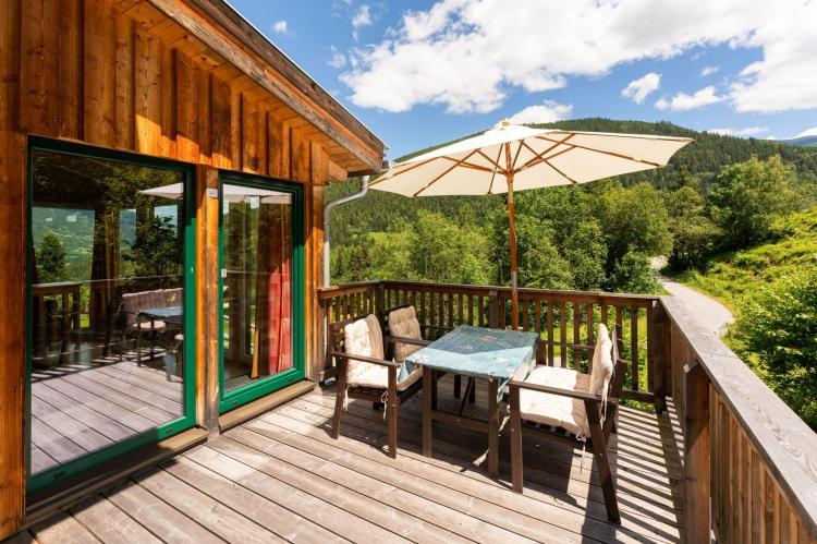 VakantiehuisOostenrijk - Steiermark: Chalet de Bosrand  [27]