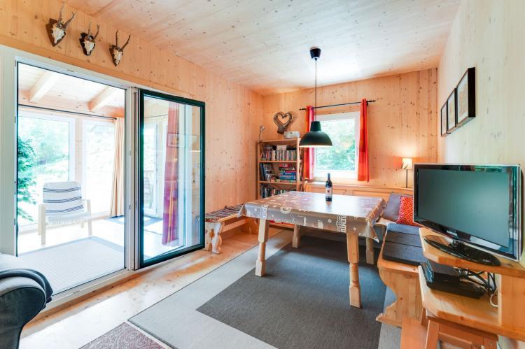 VakantiehuisOostenrijk - Steiermark: Chalet de Bosrand  [11]