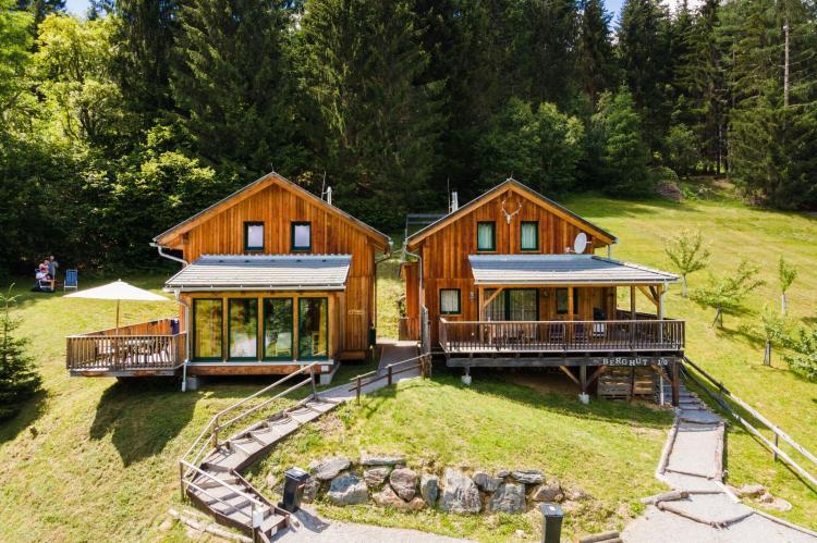 VakantiehuisOostenrijk - Steiermark: Chalet de Bosrand  [2]