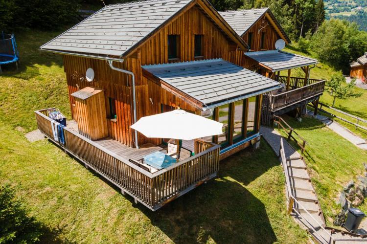 VakantiehuisOostenrijk - Steiermark: Chalet de Bosrand  [1]