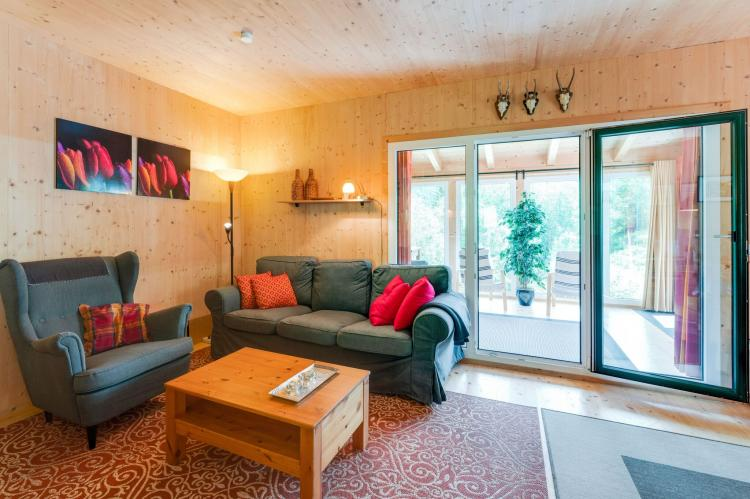 VakantiehuisOostenrijk - Steiermark: Chalet de Bosrand  [3]
