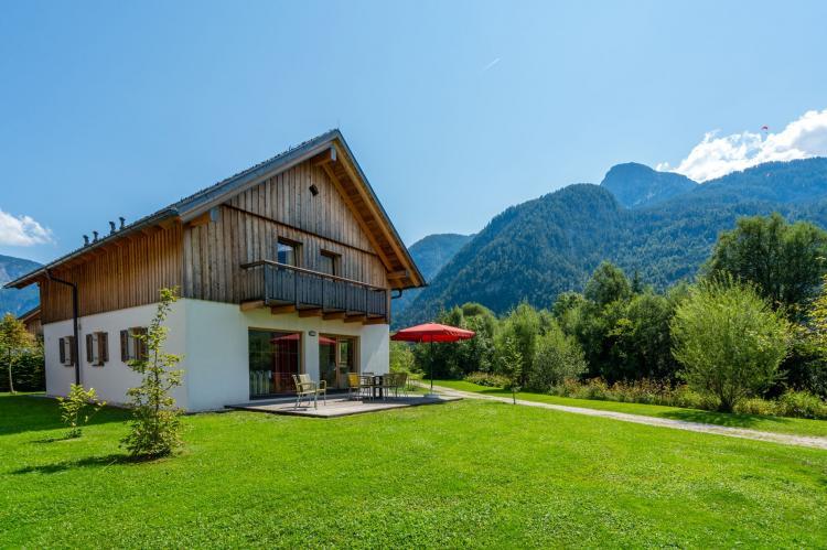 Holiday homeAustria - Upper Austria: Luxery Salzkammergut Chalet D  [1]
