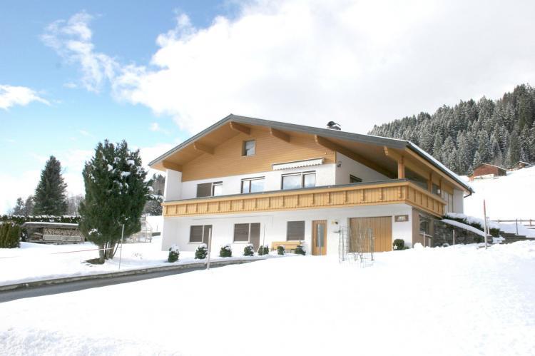 VakantiehuisOostenrijk - Vorarlberg: Elfriede  [3]