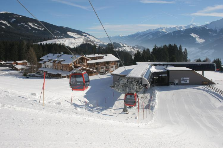 Holiday homeAustria - Salzburg: Panorama Chalet TOP 10  [6]