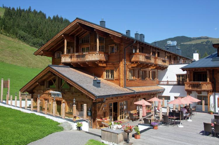 Holiday homeAustria - Salzburg: Panorama Chalet TOP 10  [29]