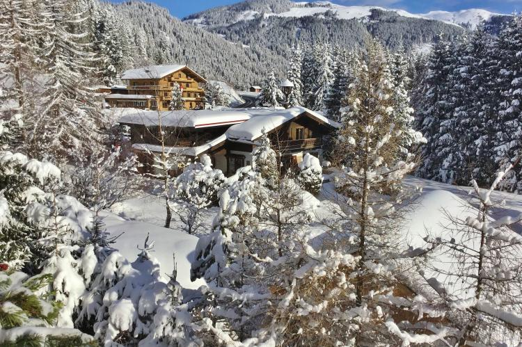 Holiday homeAustria - Salzburg: Panorama Chalet TOP 10  [8]