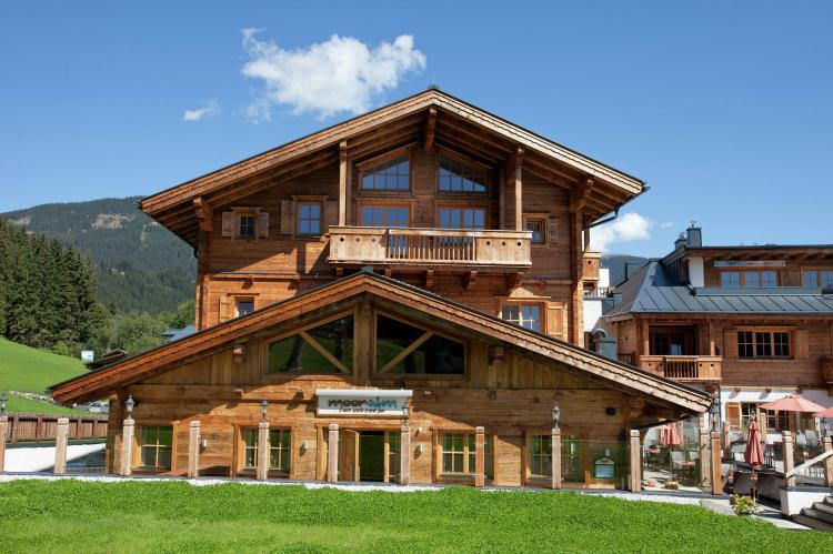 Holiday homeAustria - Salzburg: Panorama Chalet 8  [2]