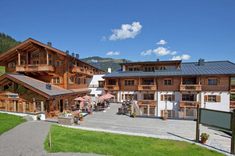 Holiday homeAustria - Salzburg: Panorama Chalet 8  [3]