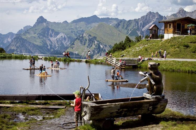 VakantiehuisOostenrijk - Vorarlberg: Sonnenhalb  [16]