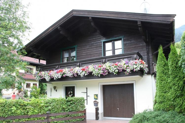 VakantiehuisOostenrijk - Salzburgerland: Chalet Madreit  [1]