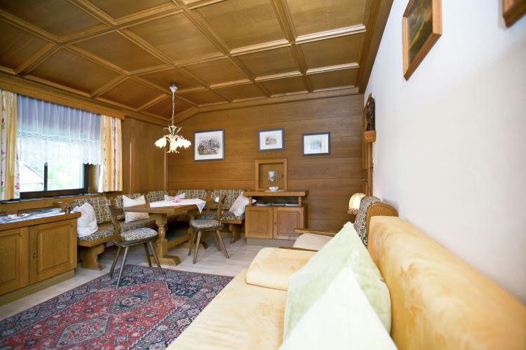 VakantiehuisOostenrijk - Salzburgerland: Chalet Madreit  [6]