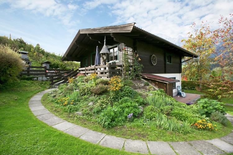 VakantiehuisOostenrijk - Salzburgerland: Chalet Madreit  [2]