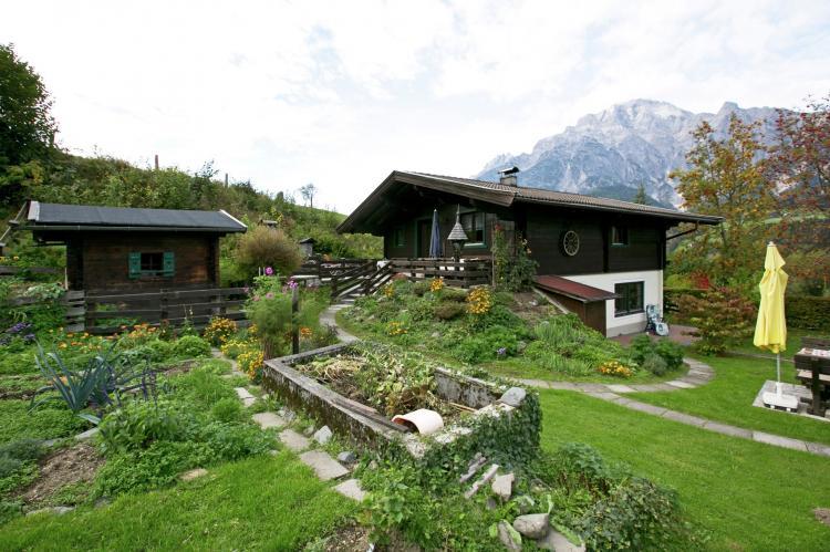 VakantiehuisOostenrijk - Salzburgerland: Chalet Madreit  [17]